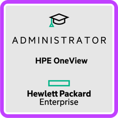 Administrator – HPE OneView
