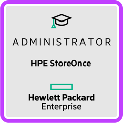Administrator – HPE StoreOnce