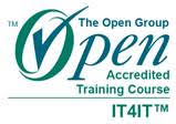 Open Group IT4IT Training Course Logo